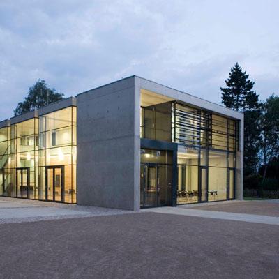 Bathe+Reber Architektur Dortmund Gemeindezentrum Philipp-Nicolai-Kirche