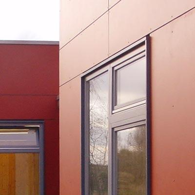 bathe+reber Architektur Dortmund Erweiterung einer KITA für die Innere Mission Diakonie Bochum